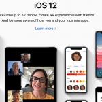 AppleがWWDC 2018の中で、CPUパフォーマンスを最大に発揮すべく進化したARKit等、最新OS「iOS 12」を発表!